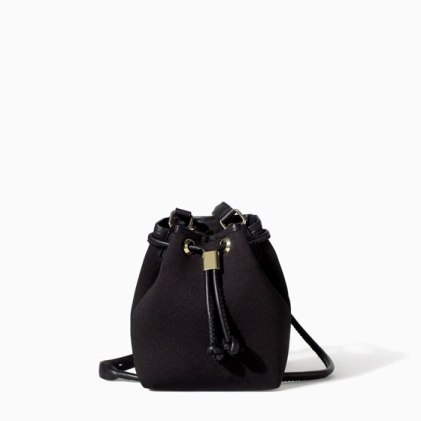 Bolso Zara 22,95€