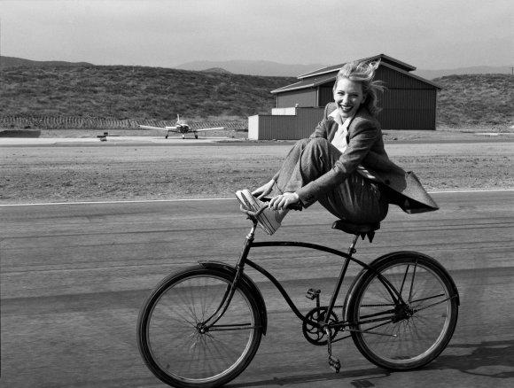 Cate Blanchett fotografiada por Aannie Leibovitz