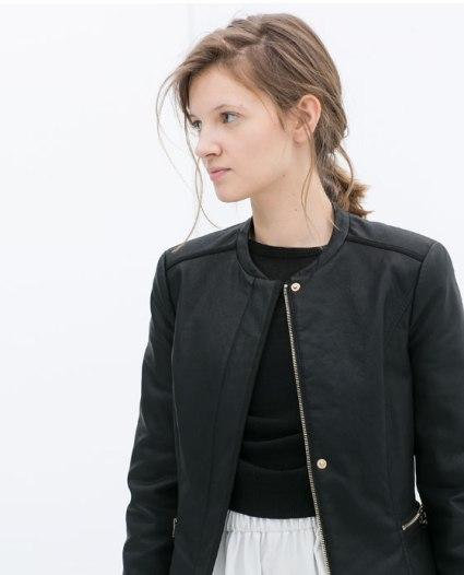 Chaqueta Zara 39,95€