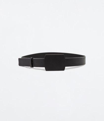 Cinturón Zara 12,95€