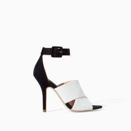 Sandalia Zara 39,95€