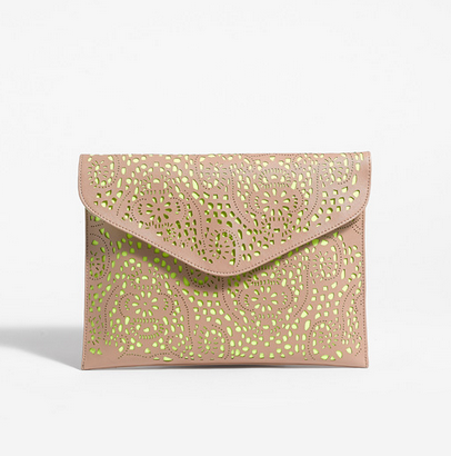 Bolso troquelado de Easy Wear, 19,95€ de venta en El Corte Inglés