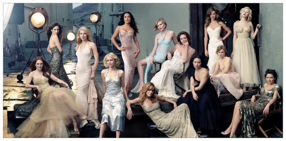 Celebrities by Annie Leibovitz