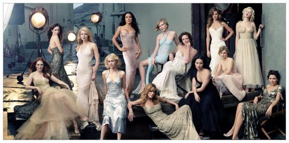 Celebrities by Annie Leibovitz