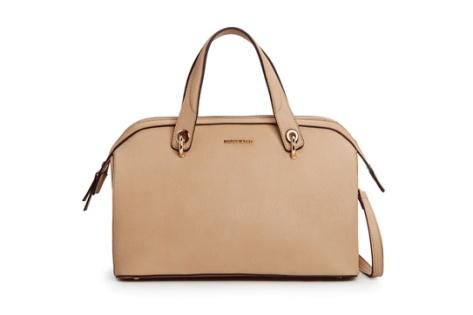 Bolso Camel de Mango, 39,99€