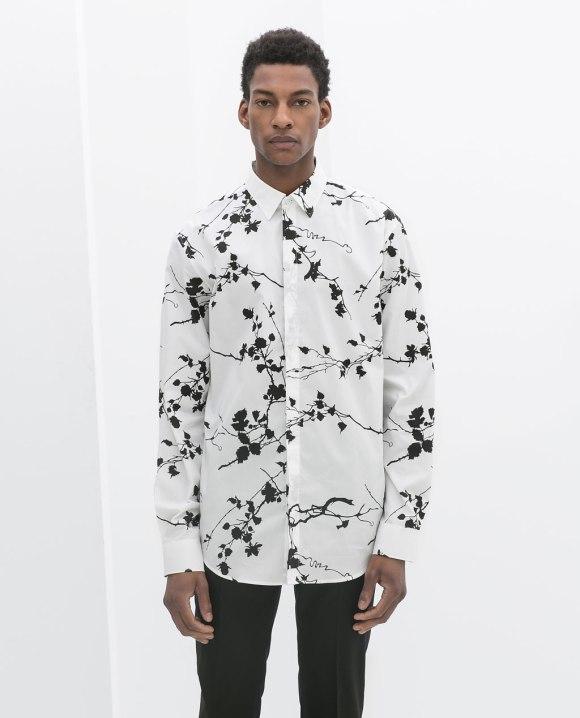 Camisa ZARA 29,95€