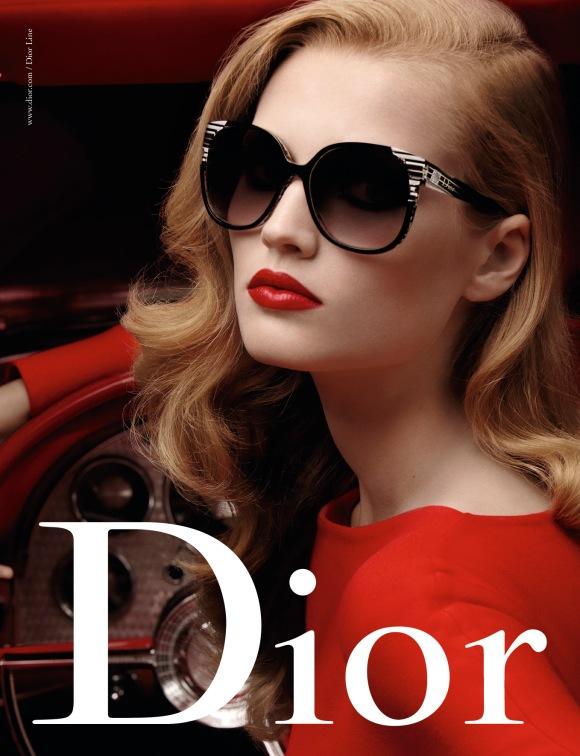 La icónica mujer Dior de Steven Meisel