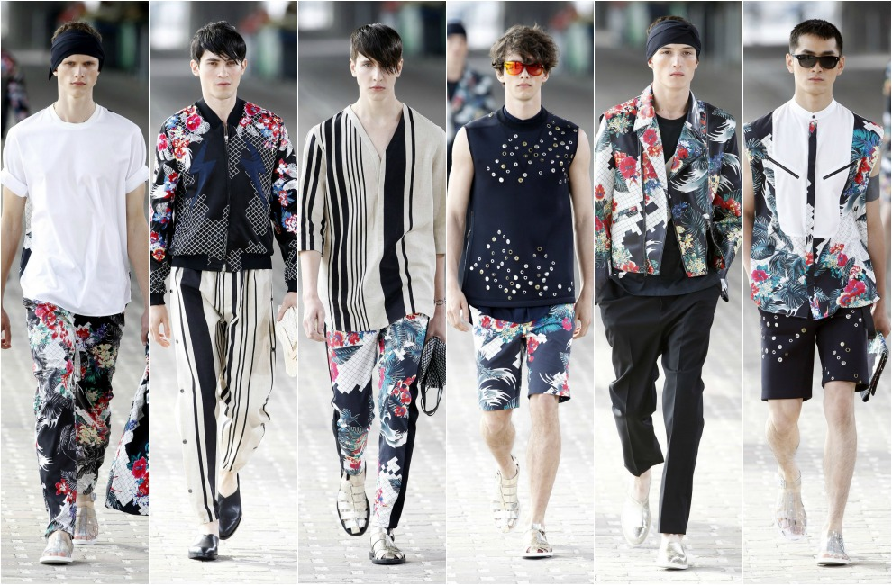 Tendencias masculinas spring summer 2014 stay cool style for Tendencias masculinas