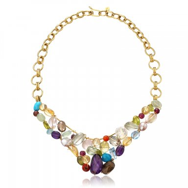 Dale color a tu look con este collar de TOUS, 4,950€