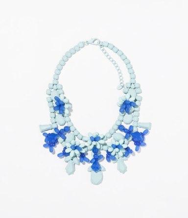 ZARA 19,95€. Uno en tonos azules es indispensable