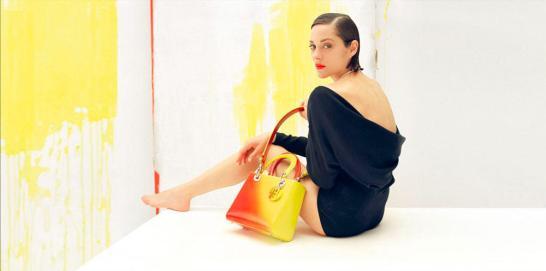Marion Cotillard imagen de Lady Dior Resort 2014