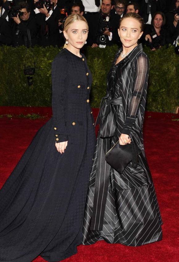 Las hermanas Olsen de Ferre y Chanel