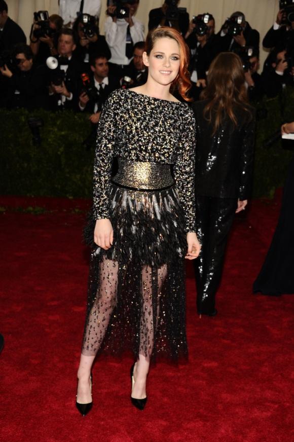 A Kristen Stewart no le favoreció su Chanel