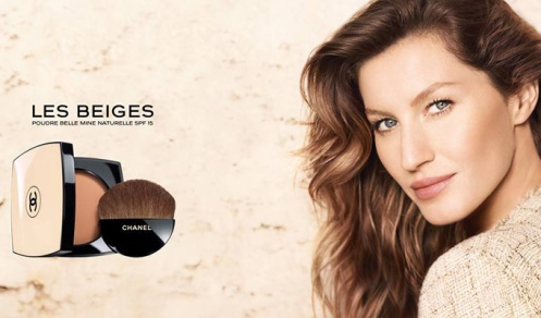 Giselle Bundchen para Chanel