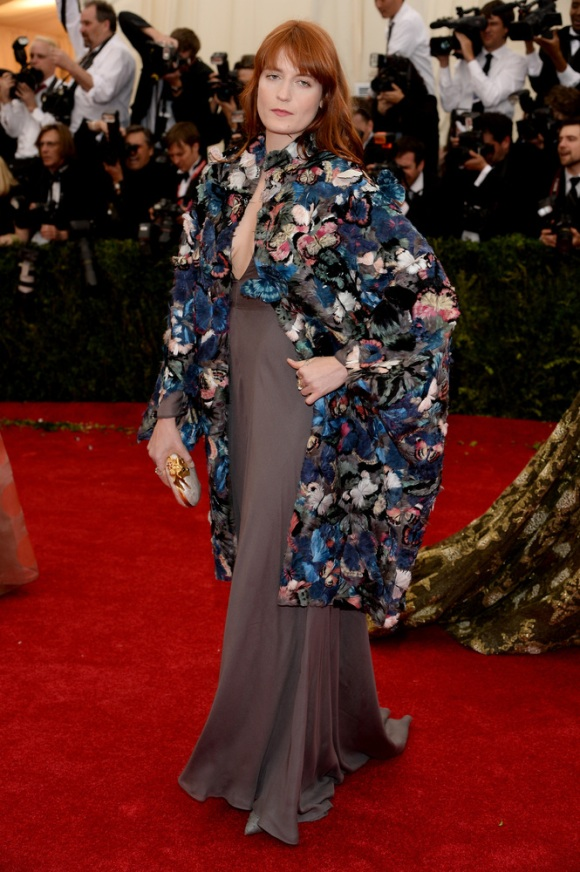 Florence Welch de Valentino