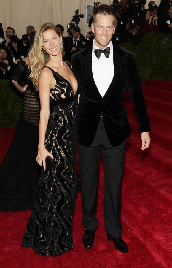 Giselle y Tom Brady