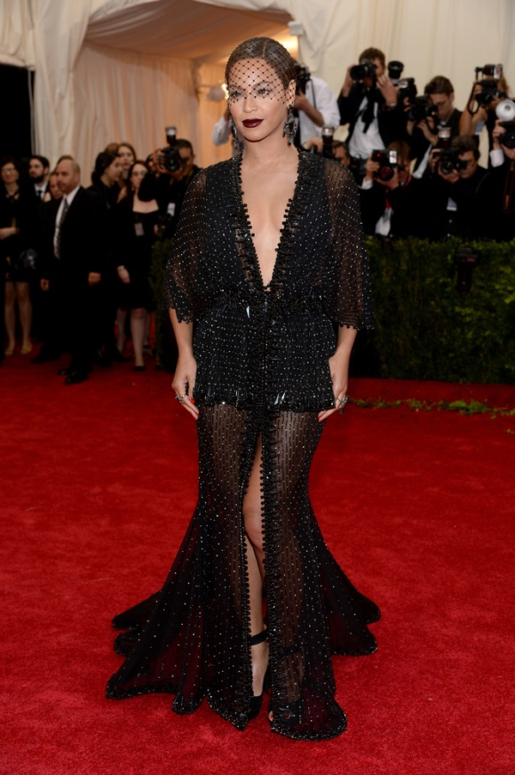 Beyonce de Givenchy Couture