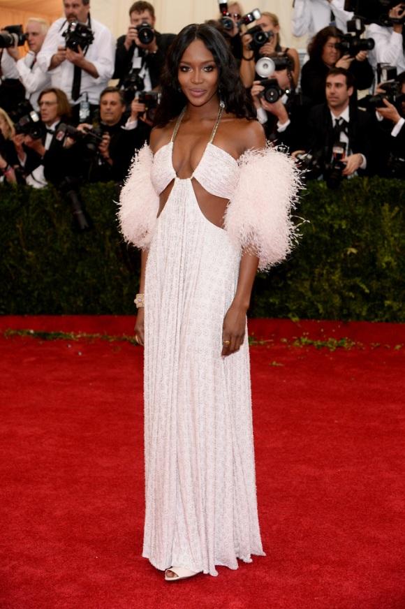 Naomi Campbell de Givenchy