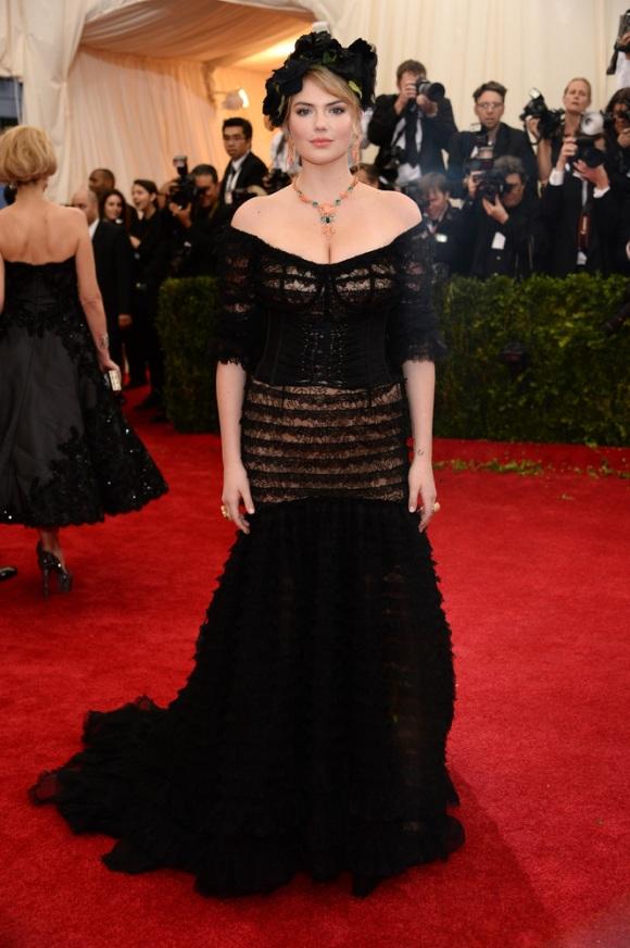 Kate Upton de Dolce & Gabbana