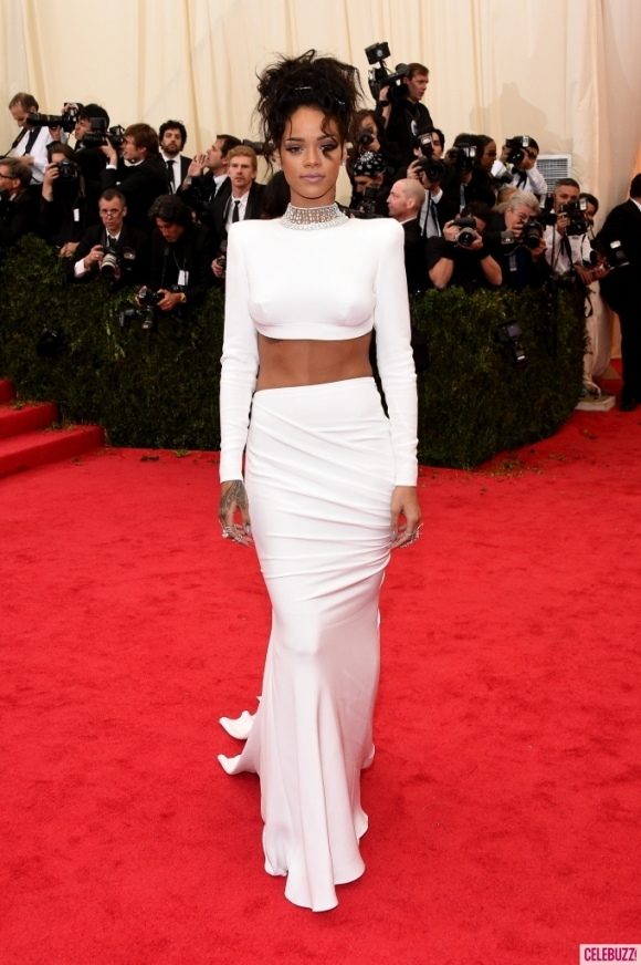 Rihanna de Stella McCartney