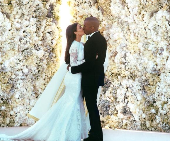 Primeras imágenes de la pareja de recién casados