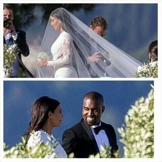 Imágenes de la boda