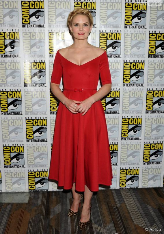La actriz Jennifer Morrison de Once upon a time