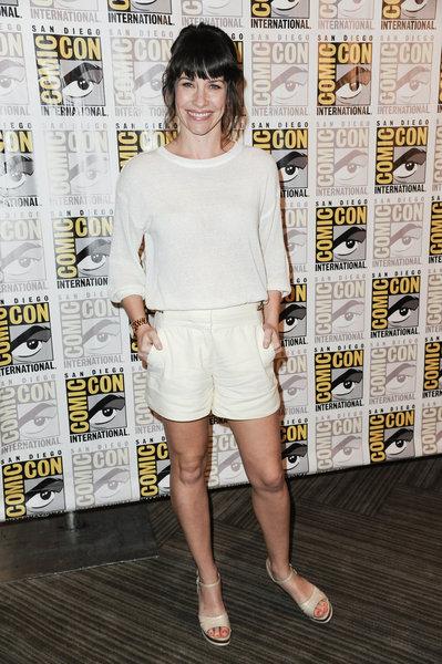 Evangeline Lilly de El Hobbit