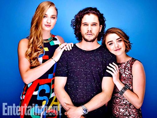 Los looks de celebrities de la Comic-Con 2014