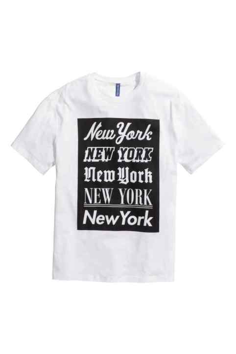 Camiseta de H&M