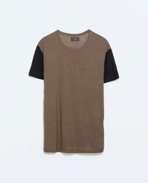 Camiseta de ZARA 9,95€