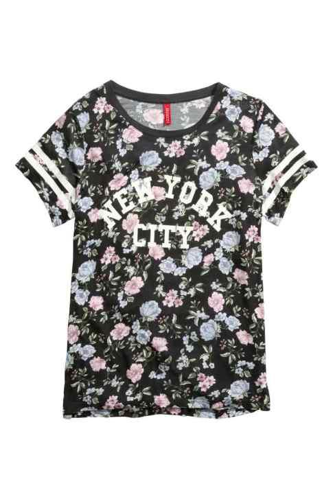 Camiseta Oversize H&M 9,99€
