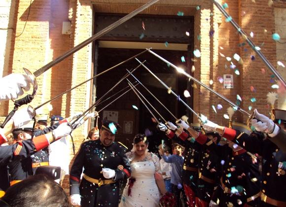 boda calzada de calatrava