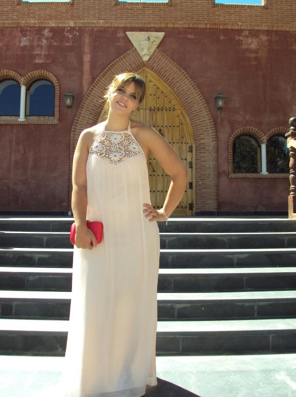 outfit invitada de boda vestido 2014 2015