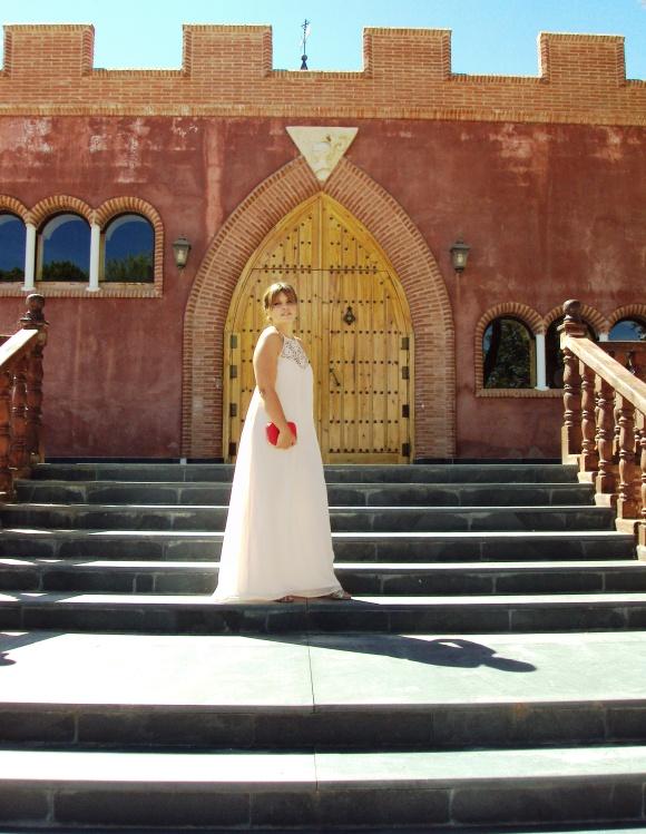 look invitada de boda vestido