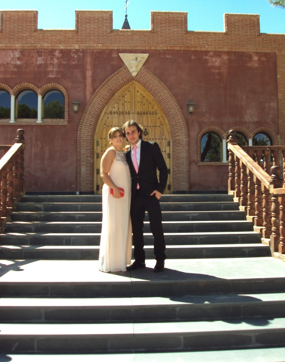 look invitada de boda vestido 2014 2015