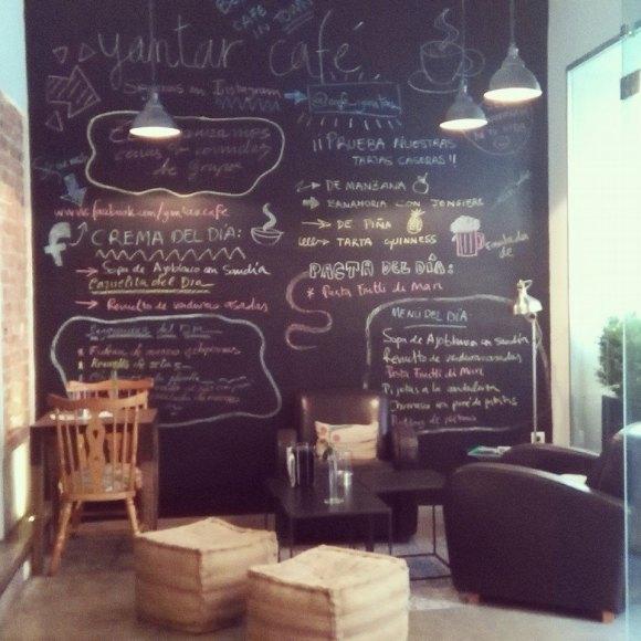 yantar cafe restaurante ciudad real