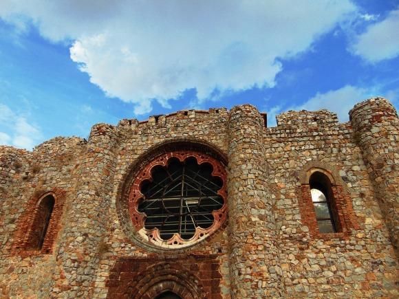 castillo calatrava la nueva ciudad real