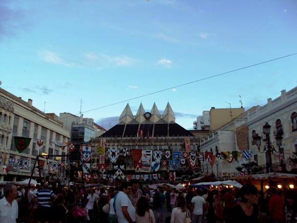 mercado medieval ciudad real