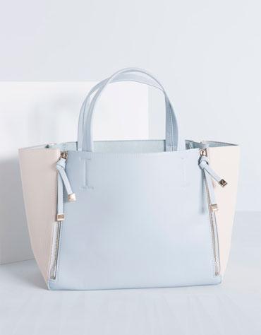 berskha bolso azul 29,99€