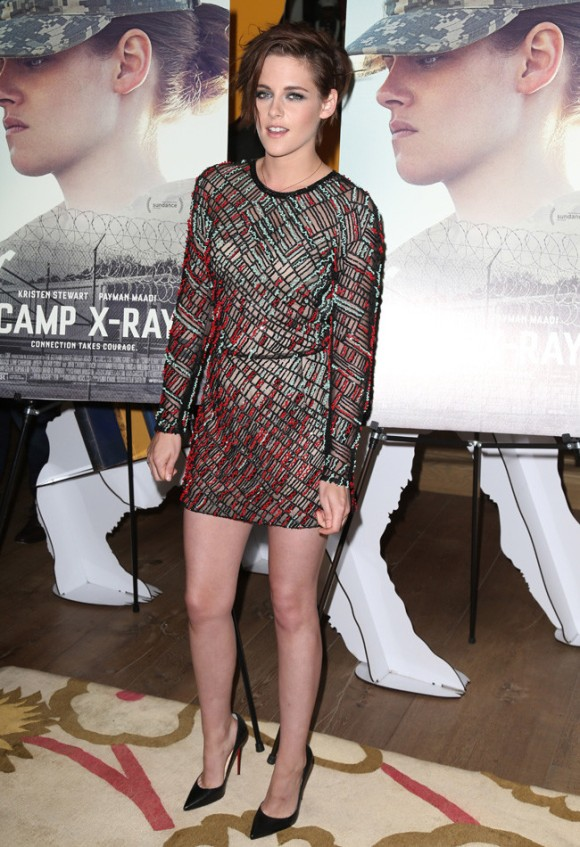 kristen stewart camp x ray look 2014 j.mendel