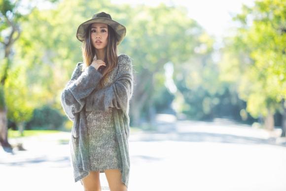look entretiempo outfit otoño invierno transición