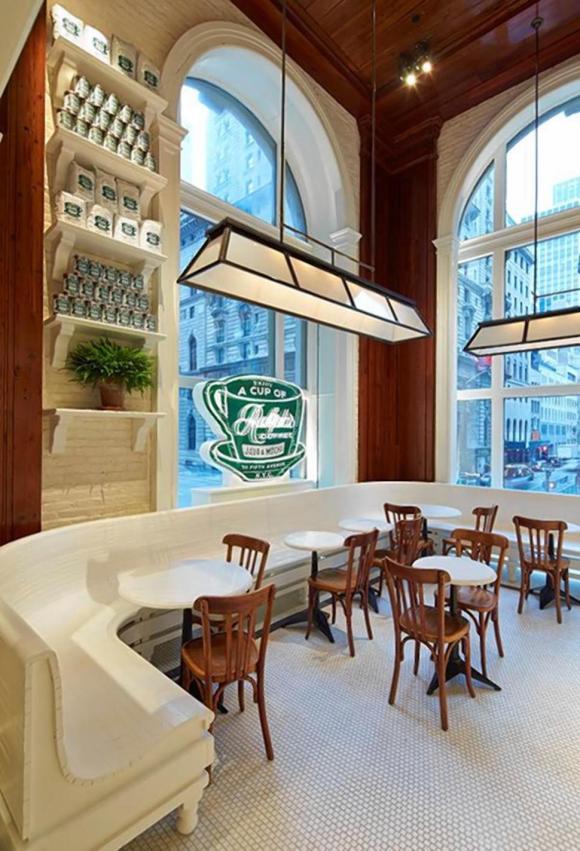 ralph lauren coffe store cafe tienda