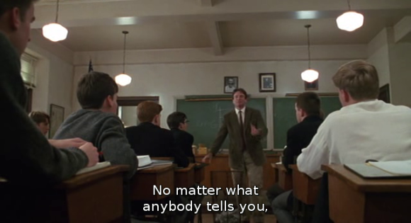 #favorite movies #movies #Dead Poets Society #inspirational