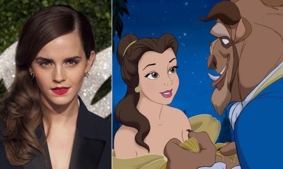 """Emma Watson será Bella, de """"La Bella y la Bestia"""""""