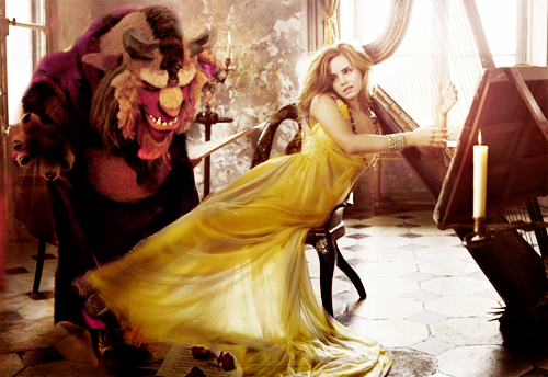 Emma Watson belle