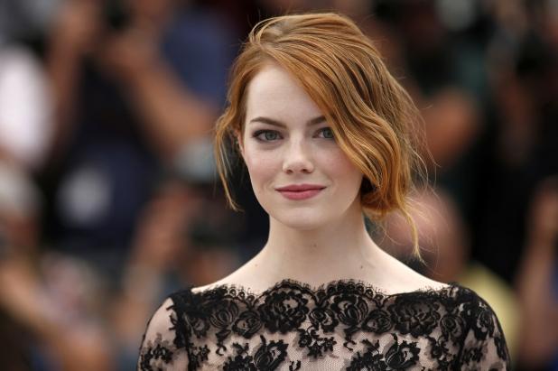 Emma Stone en Cannes 2015