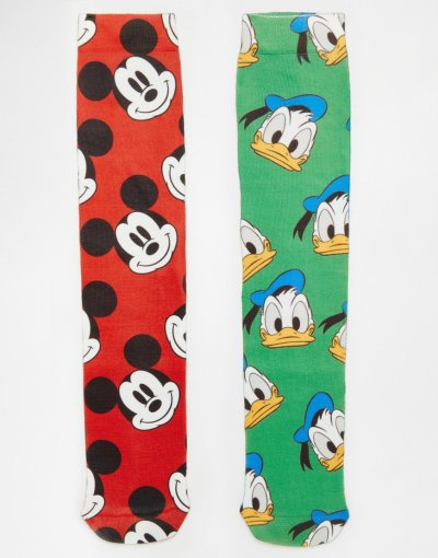 calcetines de disney
