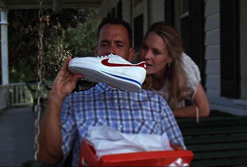 Vuelven las Nike Cortez de Forrest Gump