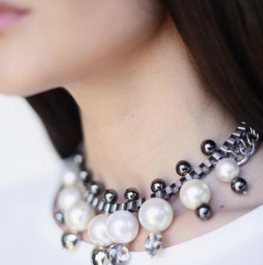 Collar de perlas de Parfois